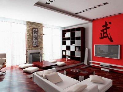 китайский стиль интерьера