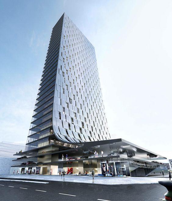 экология остекления зданий