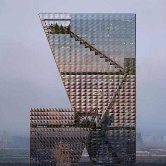 остекление коммерческих зданий