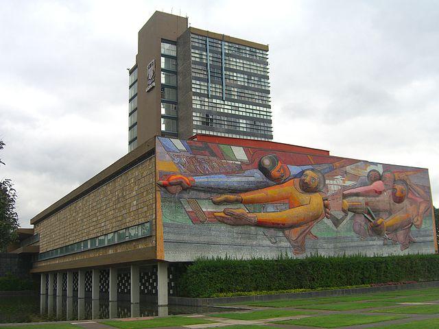 университет мехико