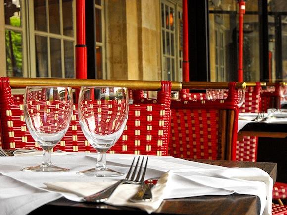этнический интерьер ресторана