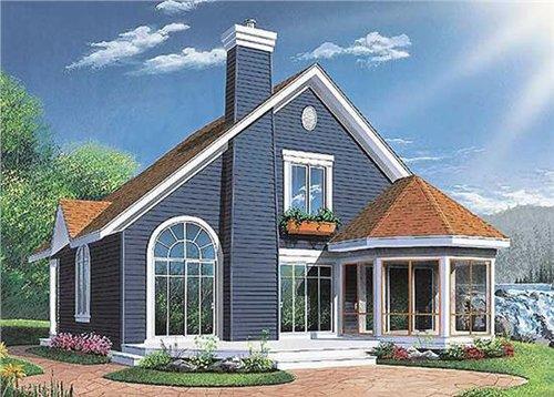строительство домов планировка