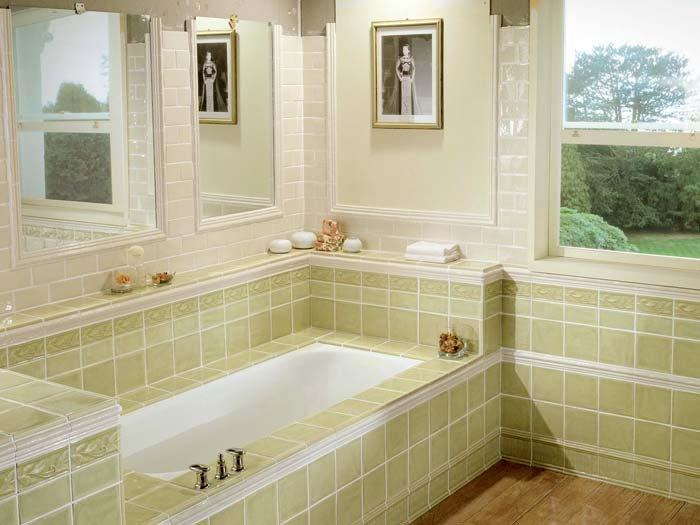 ванна ремонт дома