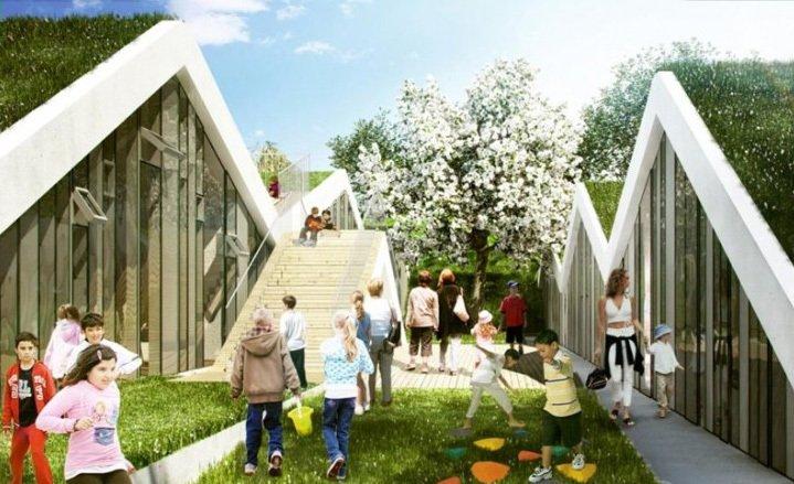 архитектура и экология