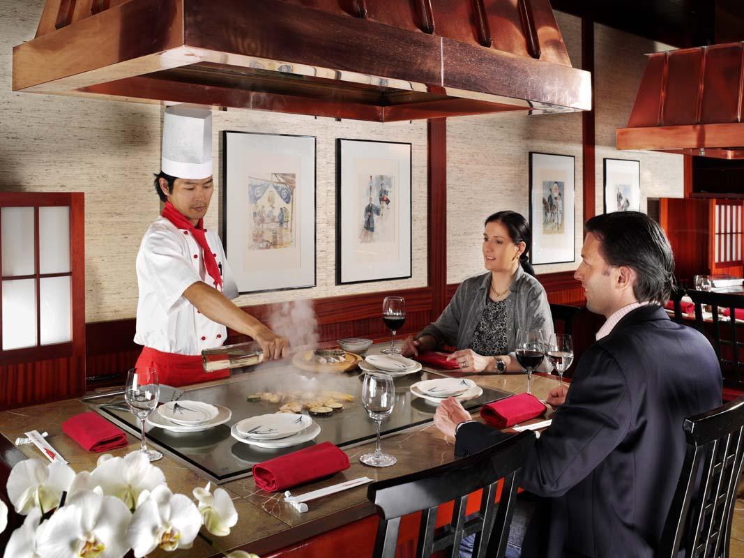 японский ресторан ремонт