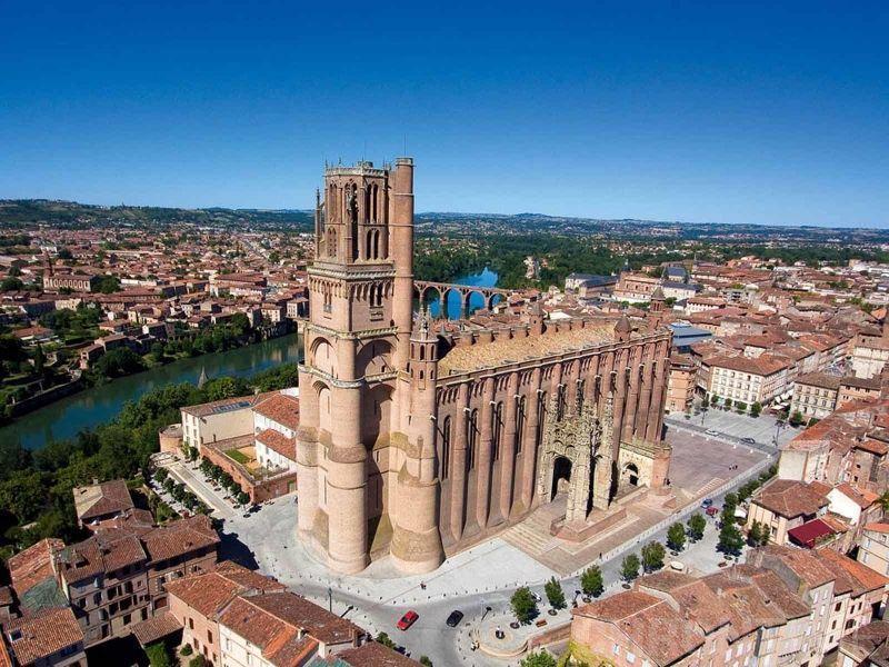соборы франции