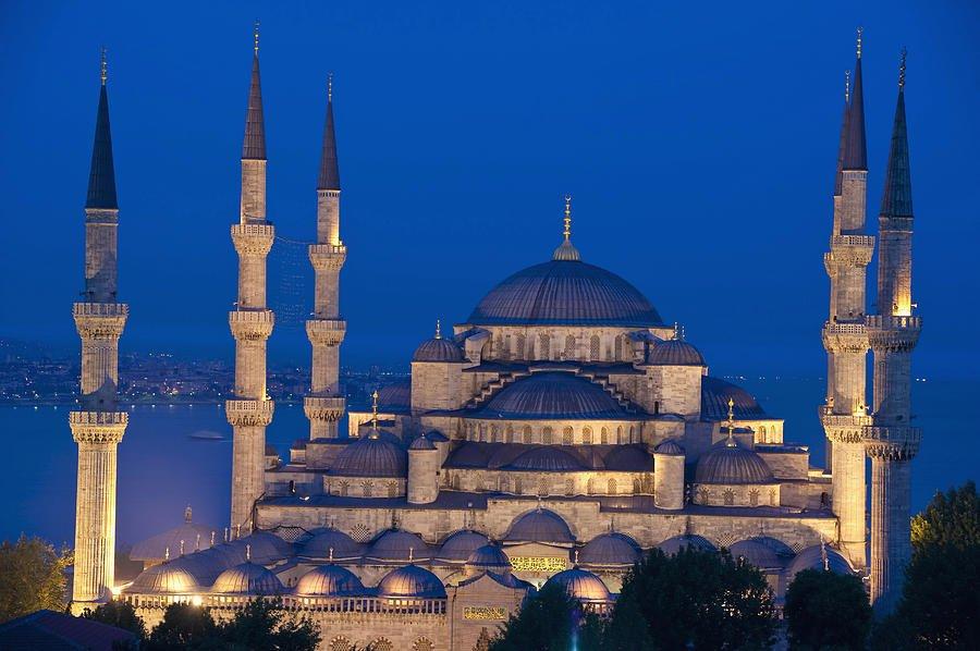 история архитектуры турция