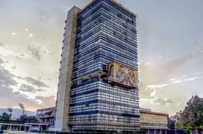 университет мексики
