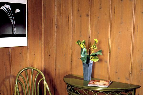 деревянные панели в ремонте