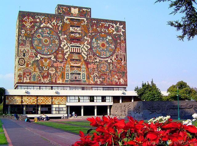 архитектура мексики