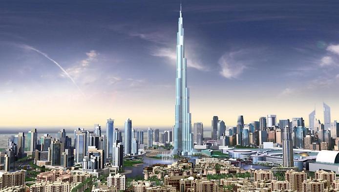 высотные здания мира