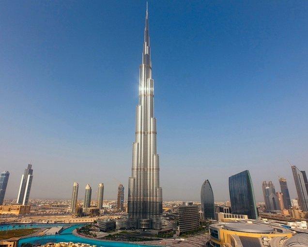 высотные здания с именами