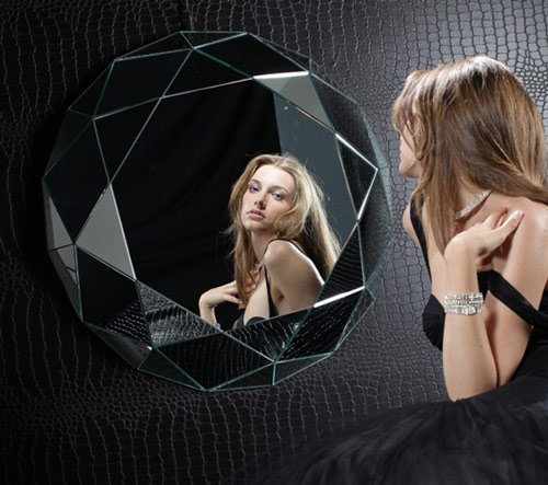 зеркала в интерьере
