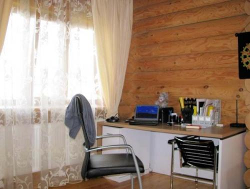 Деревянные дома обои на рабочий стол