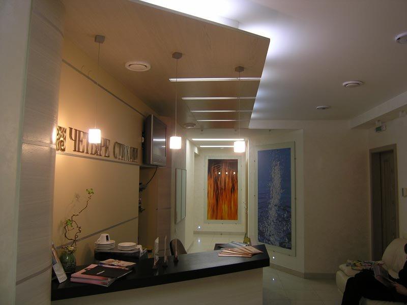 ремонт салона красоты