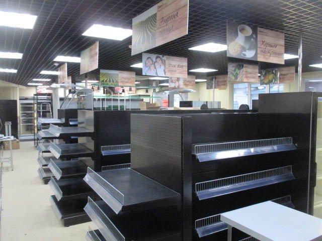 ремонт магазина продуктов портфолио