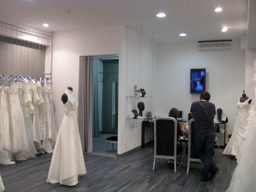Ремонт свадебного салона | Ремонт офисов в Москве, ремонт