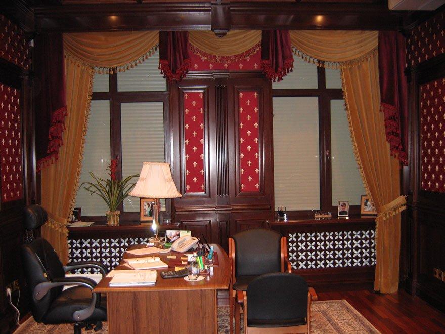 кабинет в офисе