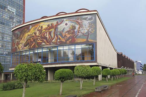 мексиканская архитектура