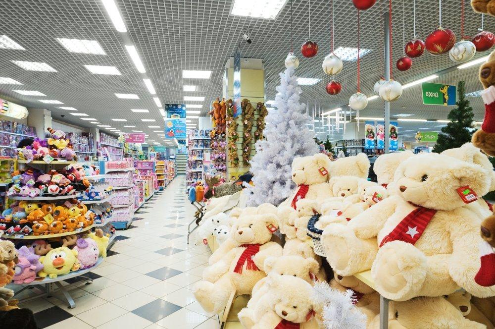 ремонт магазинов для детей