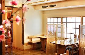 отделка японского ресторана